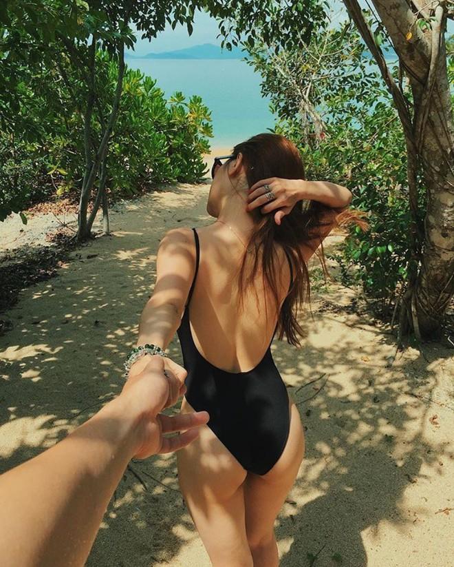 """Năm 2018 rồi và đây là những hot girl Việt có lượt follower """"khủng"""" nhất Instagram - Ảnh 12."""