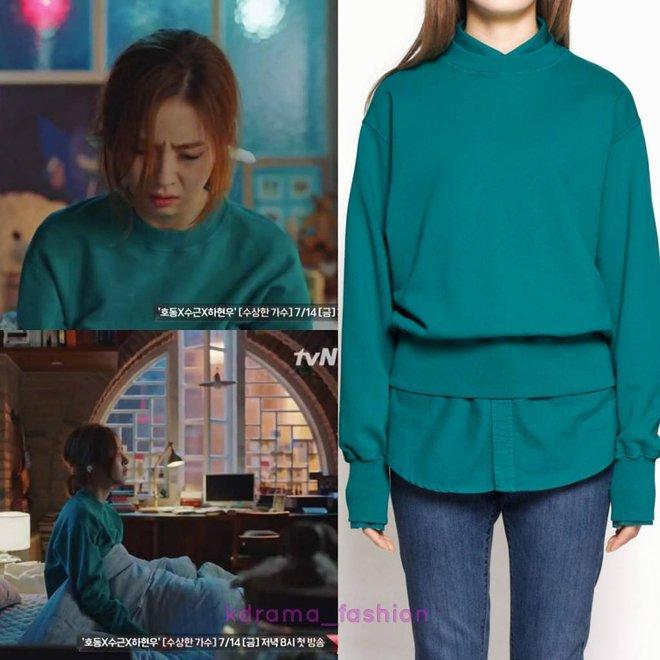Nữ thứ Krystal toàn mặc đồ cao cấp nhưng nữ chính Shin Se Kyung chỉ diện đồ bình dân trong Cô dâu thủy thần - Ảnh 17.