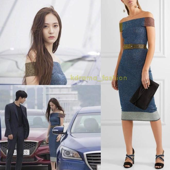 Nữ thứ Krystal toàn mặc đồ cao cấp nhưng nữ chính Shin Se Kyung chỉ diện đồ bình dân trong Cô dâu thủy thần - Ảnh 7.