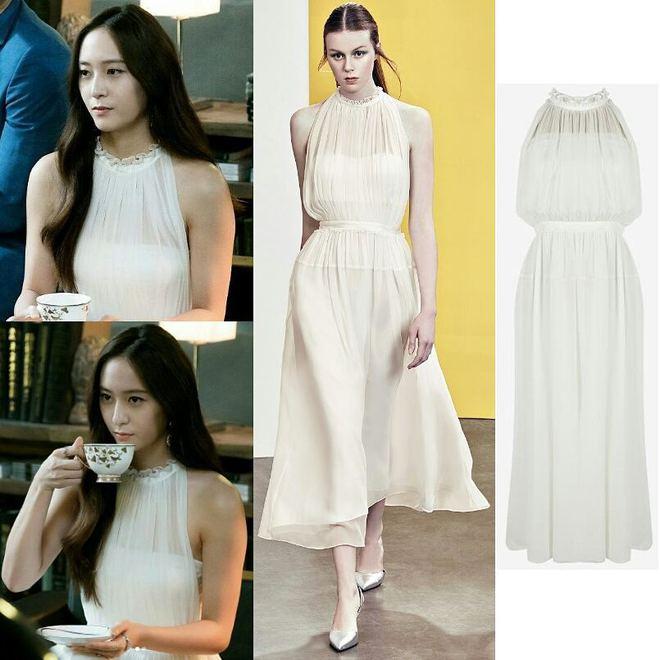 Nữ thứ Krystal toàn mặc đồ cao cấp nhưng nữ chính Shin Se Kyung chỉ diện đồ bình dân trong Cô dâu thủy thần - Ảnh 9.