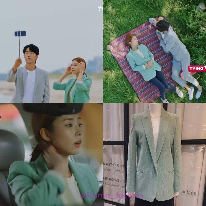 Nữ thứ Krystal toàn mặc đồ cao cấp nhưng nữ chính Shin Se Kyung chỉ diện đồ bình dân trong Cô dâu thủy thần - Ảnh 14.