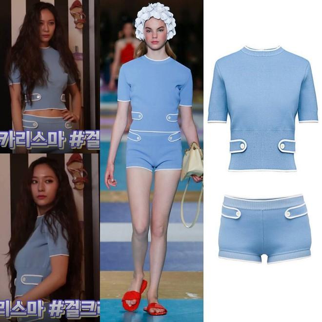 Nữ thứ Krystal toàn mặc đồ cao cấp nhưng nữ chính Shin Se Kyung chỉ diện đồ bình dân trong Cô dâu thủy thần - Ảnh 2.