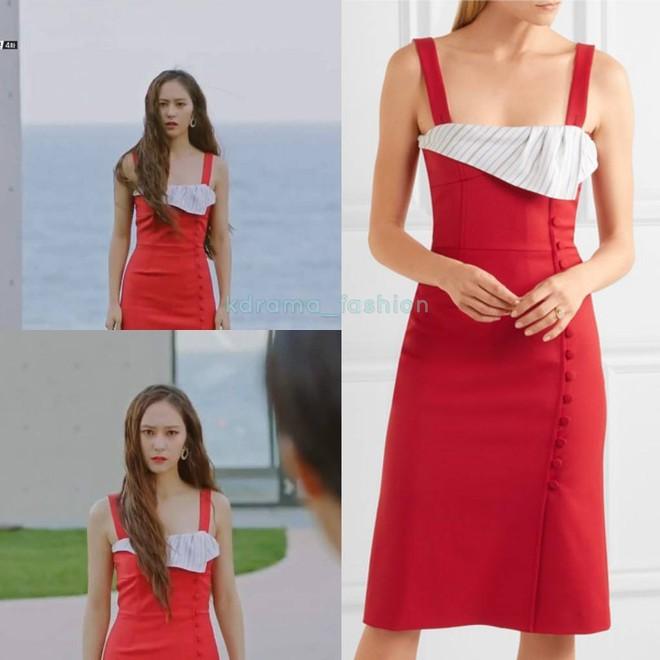 Nữ thứ Krystal toàn mặc đồ cao cấp nhưng nữ chính Shin Se Kyung chỉ diện đồ bình dân trong Cô dâu thủy thần - Ảnh 3.