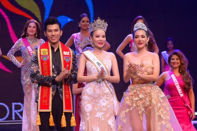 Showbiz Việt lại có thêm 9 Hoa hậu, Á hậu chỉ trong vòng 10 ngày đầu tháng 12! - Ảnh 2.
