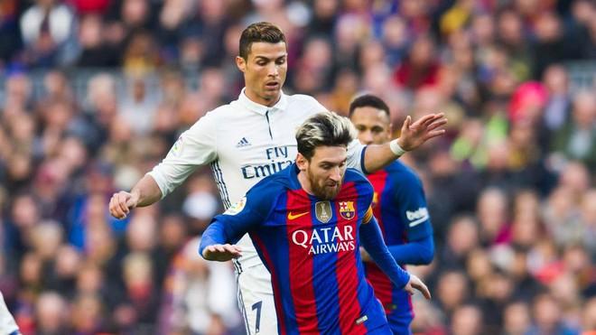 Đánh tay bo, Ronaldo sẽ hạ knock-out Messi - Ảnh 1.