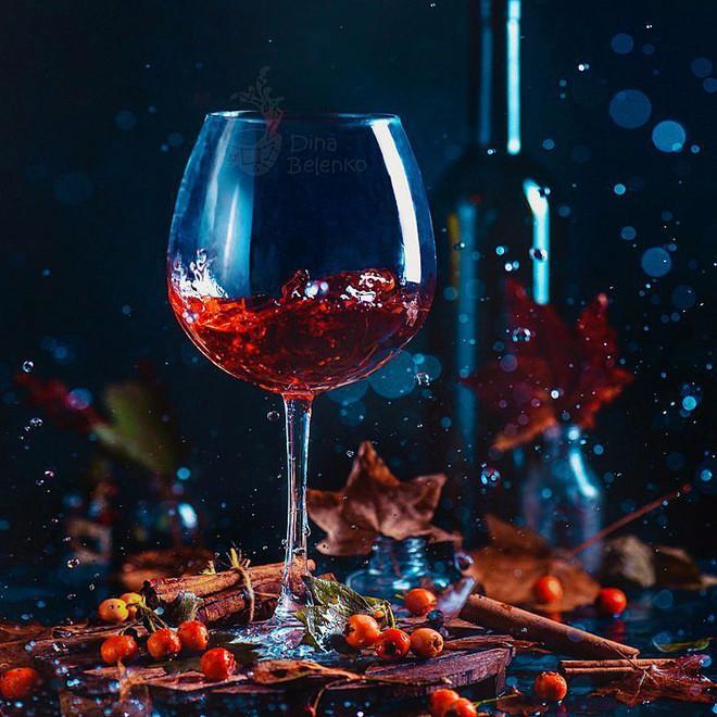 Bộ ảnh tĩnh vật mùa thu tuyệt đẹp dưới ống kính của nữ nhiếp ảnh gia người Nga - Ảnh 17.