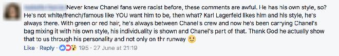 G-Dragon bị fan ruột của Chanel kỳ thị vì lý do hết sức ngớ ngẩn - Ảnh 10.