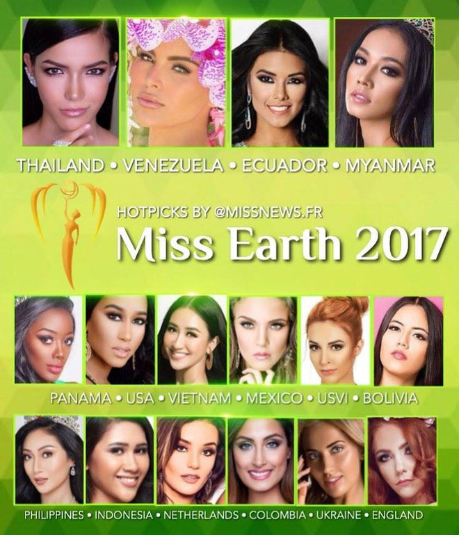 Đại diện Việt Nam - Hà Thu lọt Top thí sinh được Missosology đánh giá cao nhất tại Miss Earth - Ảnh 2.
