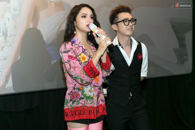 Hương Giang Idol: Tôi nghĩ mình hát live hay hơn Chi Pu, điểm tương đồng thì chắc... xinh như nhau - Ảnh 2.