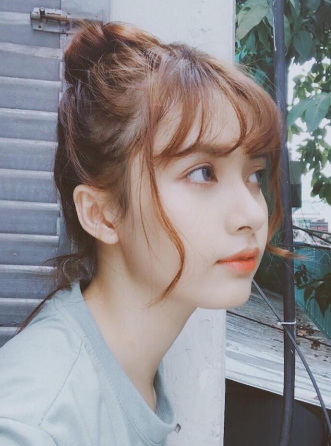Gái Việt 100% nhưng cô bạn này cứ bị nhầm là con lai vì quá xinh - Ảnh 1.