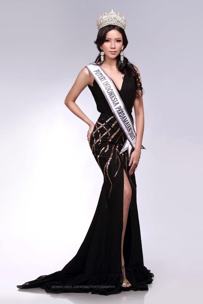 Từ trượt top 15, Huyền My trở lại ngoạn mục dẫn đầu danh sách thí sinh được yêu thích nhất tại Miss Grand International 2017 - Ảnh 3.