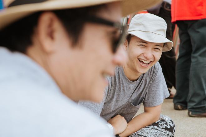 Bạn chọn ai khi muốn đi du lịch, cậu con trai Nghệ An 24 tuổi này rủ ông bố 60 tuổi, và họ có những trải nghiệm cùng nhau lần đầu tiên! - Ảnh 6.