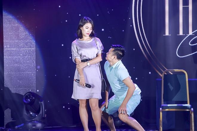 Clip: Hoài Lâm giả giọng Bằng Kiều và nghệ nhân Hà Thị Cầu khiến Đàm Vĩnh Hưng hoảng hồn - Ảnh 10.