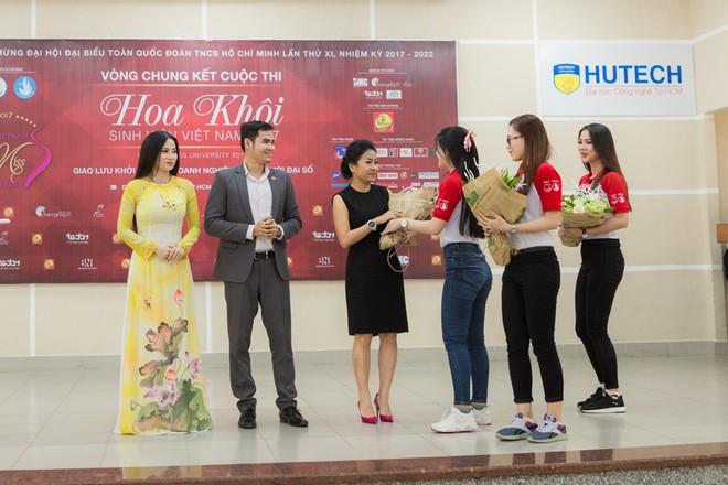 Buổi giao lưu của top 45 Hoa khôi Sinh viên Việt Nam 2017 với các doanh nhân thành đạt - Ảnh 6.