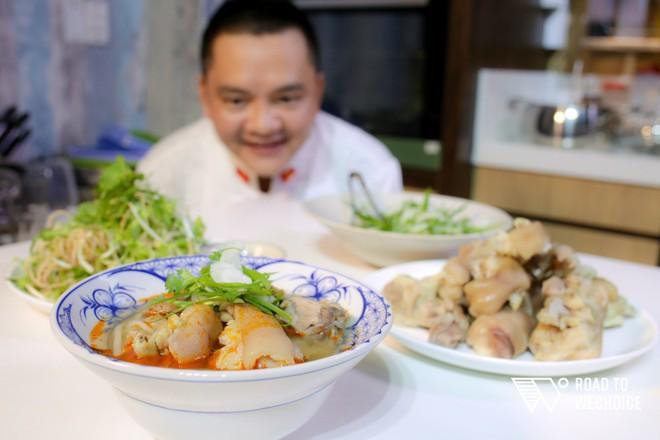 Siêu đầu bếp Võ Quốc và những chia sẻ đắt giá sau 16 năm theo nghề bếp - Ảnh 4.