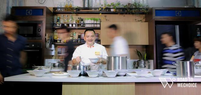 Siêu đầu bếp Võ Quốc và những chia sẻ đắt giá sau 16 năm theo nghề bếp - Ảnh 5.