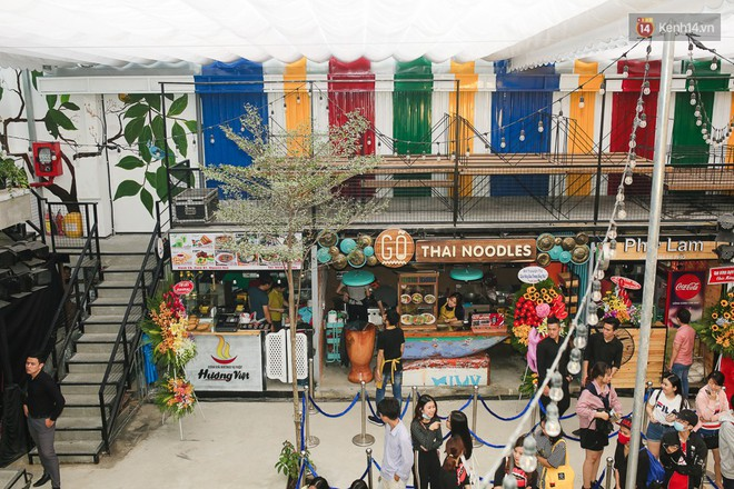 Có gì ở Zone 87 - khu tổ hợp ăn chơi, mua sắm mới của Midu dành cho giới trẻ Sài Gòn? - Ảnh 4.