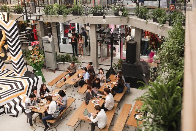 Có gì ở Zone 87 - khu tổ hợp ăn chơi, mua sắm mới của Midu dành cho giới trẻ Sài Gòn? - Ảnh 5.