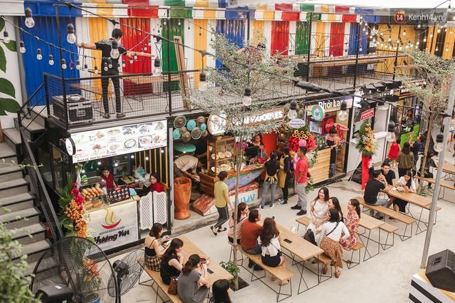 Có gì ở Zone 87 - khu tổ hợp ăn chơi, mua sắm mới của Midu dành cho giới trẻ Sài Gòn? - Ảnh 1.