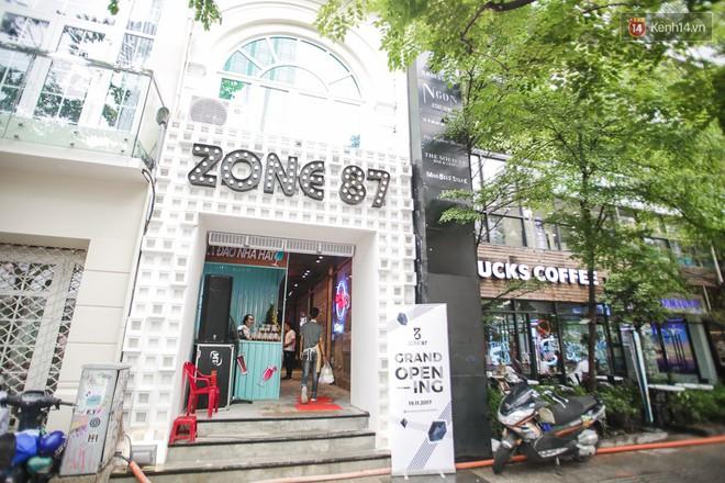 Có gì ở Zone 87 - khu tổ hợp ăn chơi, mua sắm mới của Midu dành cho giới trẻ Sài Gòn? - Ảnh 2.