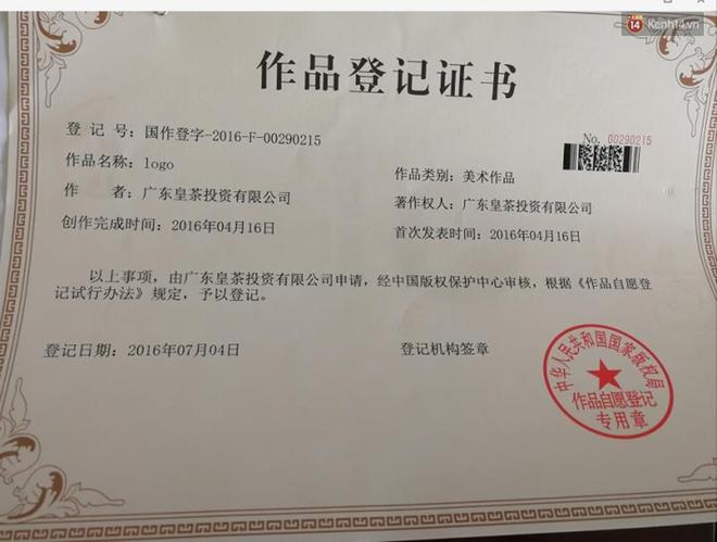 """Chủ sở hữu của các chuỗi Royaltea tại Hà Nội, Sài Gòn: """"Thương hiệu Royaltea không được bảo hộ nên ai cũng có thể kinh doanh mà không vi phạm pháp luật"""" - Ảnh 5."""