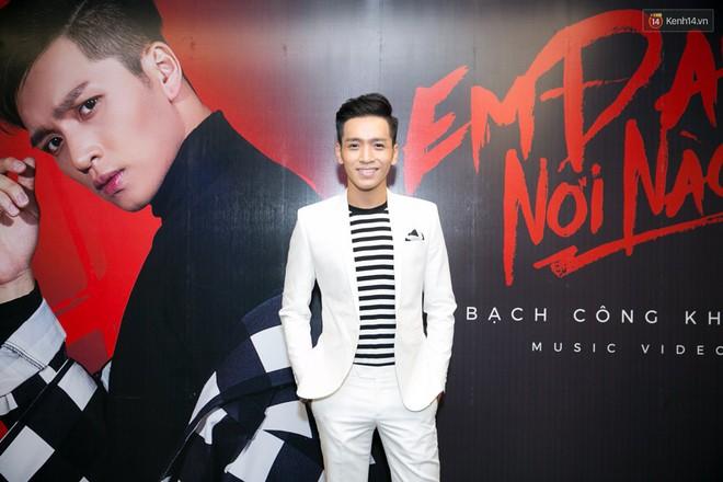 Bạch Công Khanh đóng cảnh nóng bỏng cùng Chế Nguyễn Quỳnh Châu trong MV dance - Ảnh 6.