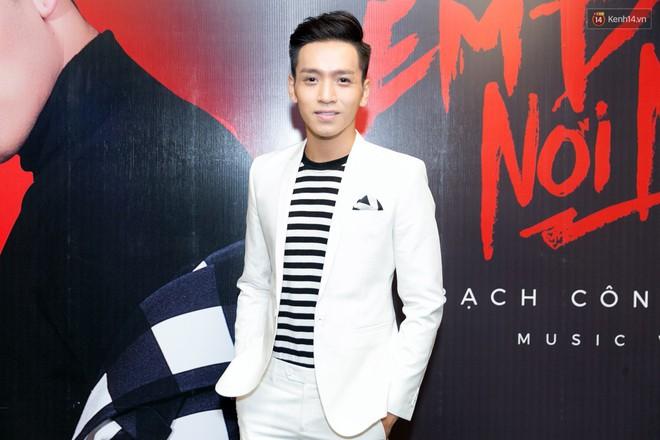 Bạch Công Khanh đóng cảnh nóng bỏng cùng Chế Nguyễn Quỳnh Châu trong MV dance - Ảnh 5.