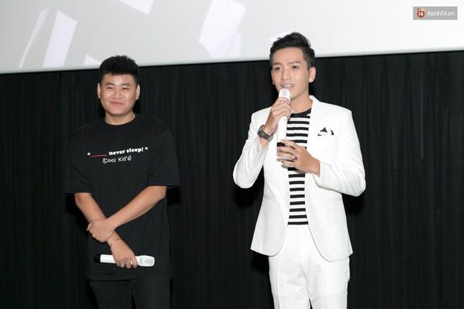Bạch Công Khanh đóng cảnh nóng bỏng cùng Chế Nguyễn Quỳnh Châu trong MV dance - Ảnh 4.