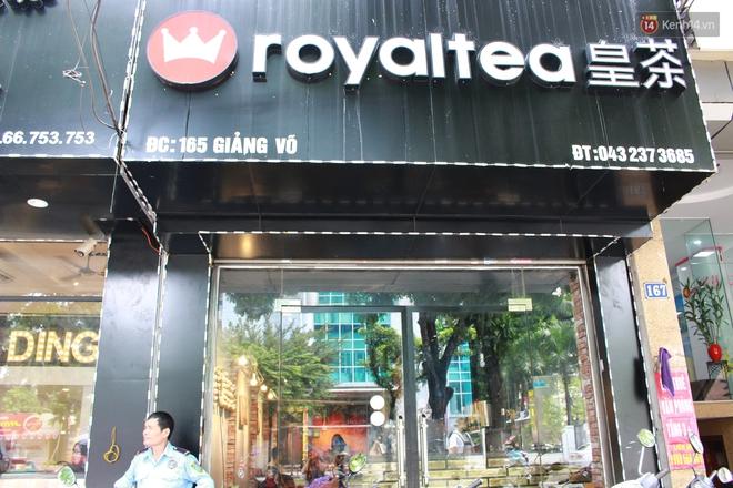 Chủ sở hữu của các chuỗi Royaltea tại Hà Nội, Sài Gòn: Thương hiệu Royaltea không được bảo hộ nên ai cũng có thể kinh doanh mà không vi phạm pháp luật - Ảnh 4.