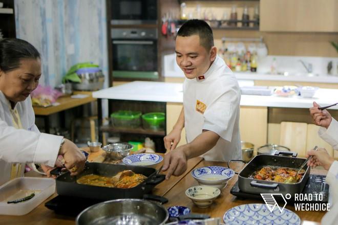 Siêu đầu bếp Võ Quốc và những chia sẻ đắt giá sau 16 năm theo nghề bếp - Ảnh 7.