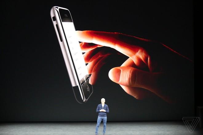 TRỰC TIẾP: iPhone 8 và iPhone 8 Plus đã chính thức ra mắt - Ảnh 7.