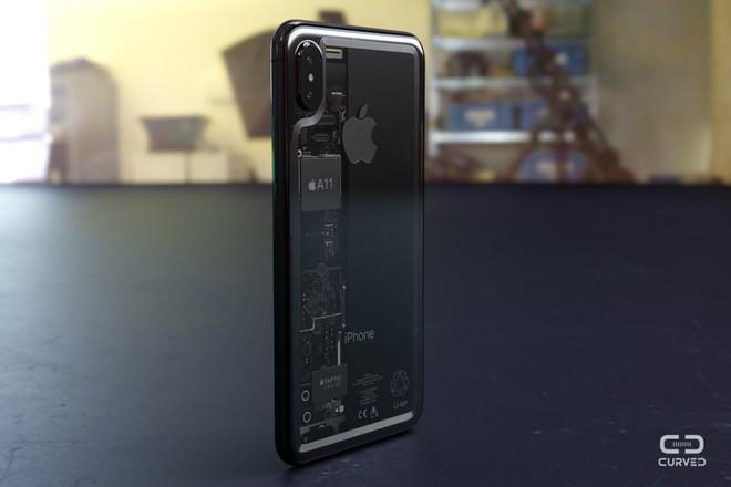 Ngắm nhìn ý tưởng iPhone 8 trong suốt đẹp không chỗ nào chê - Ảnh 7.