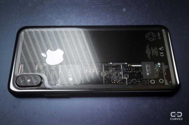 Ngắm nhìn ý tưởng iPhone 8 trong suốt đẹp không chỗ nào chê - Ảnh 3.