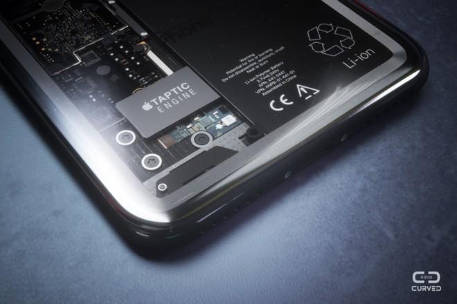 Ngắm nhìn ý tưởng iPhone 8 trong suốt đẹp không chỗ nào chê - Ảnh 5.