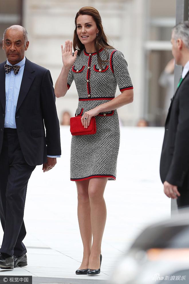 Dương Mịch đụng hàng Công nương Kate Middleton: ai xuất sắc hơn? - Ảnh 6.