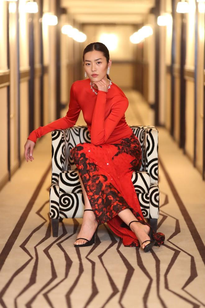 Phạm Băng Băng đã chịu lấy lại phong độ, đẹp không thua kém Elle Fanning trên thảm đỏ Cannes - Ảnh 13.
