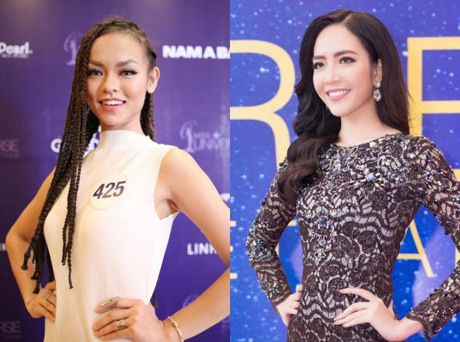 Clip: Trước khi đi thi lại, Mai Ngô và Ngọc Quý đã từng thể hiện thế nào tại Miss Universe Vietnam 2015? - Ảnh 1.