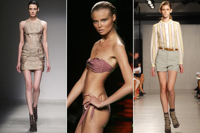 Người mẫu gầy giơ xương: Cơn ác mộng dai dẳng mà ngành công nghiệp thời trang đã tạo ra! - Ảnh 3.