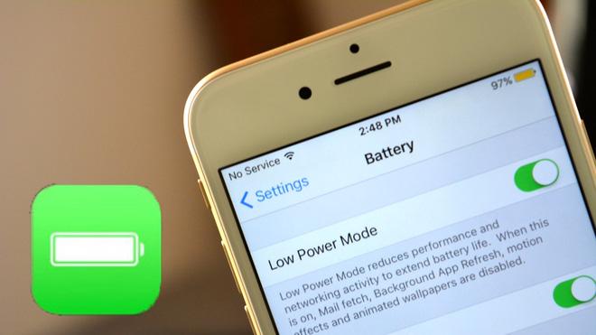 5 cách tiết kiệm pin cho iphone để dùng lâu không tưởng - Ảnh 2.