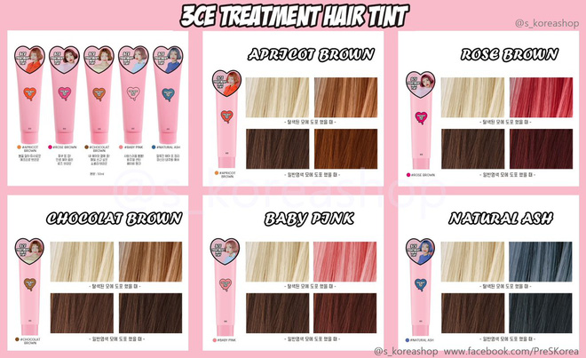 Thuốc nhuộm tóc 7 ngày của 3CE: rẻ, toàn màu chuẩn lại còn không khiến tóc xơ tí nào! - Ảnh 3.