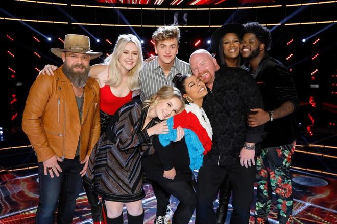 The Voice US: Miley Cyrus quá nhọ, chưa gì đã bị loại gần hết team! - Ảnh 6.