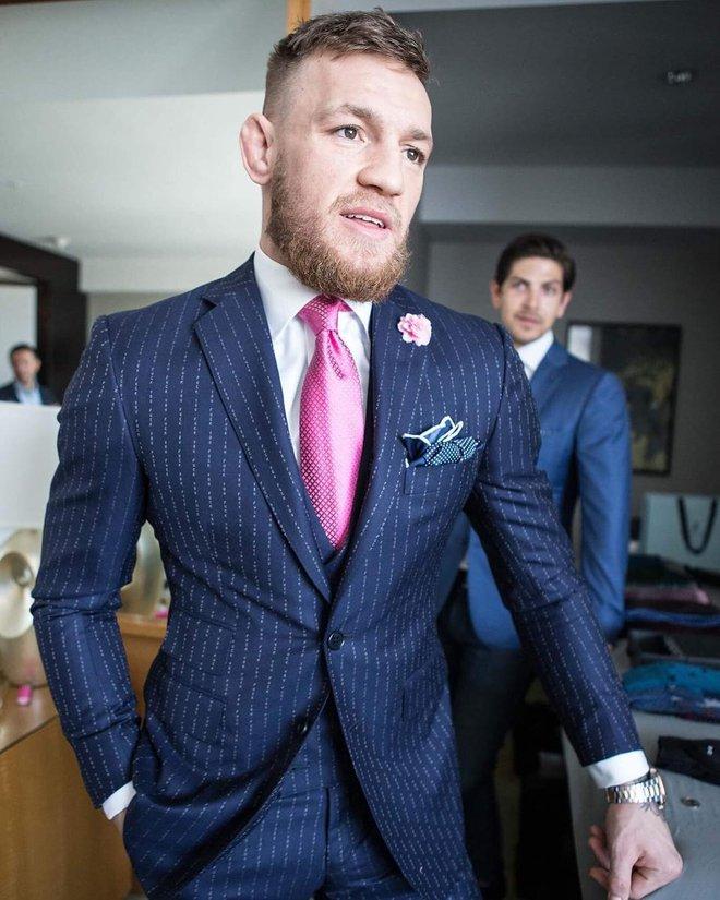 Không chỉ là võ sĩ triệu đô, Conor McGregor còn là một đầu giày hạng nặng với gu thời trang cực kỳ xuất sắc! - Ảnh 8.