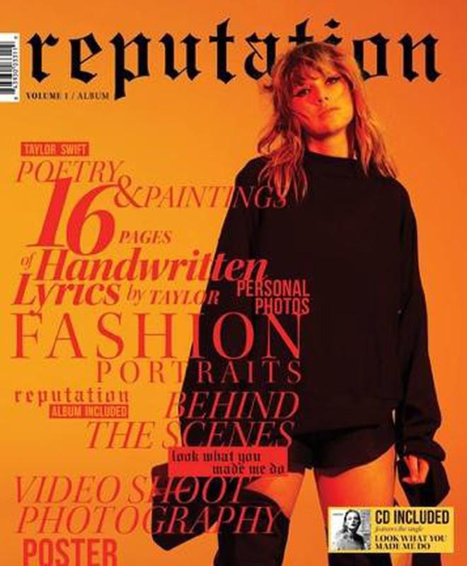 """Đúng như dự đoán, album mới của Taylor Swift không thể thiếu những bài hát dằn mặt """"kẻ thù cũ"""" - Ảnh 1."""