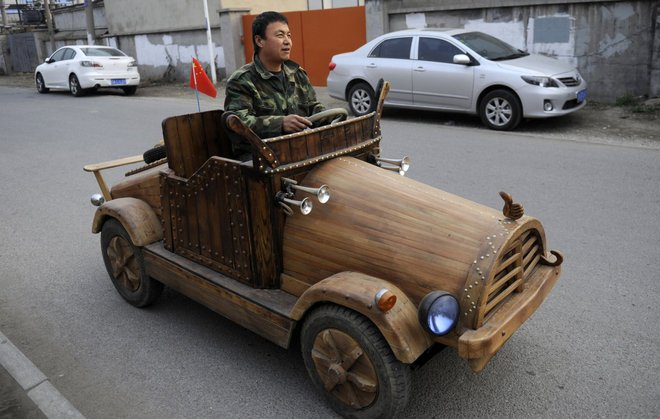 Ngả mũ trước những phát minh kì quặc của người Trung Quốc