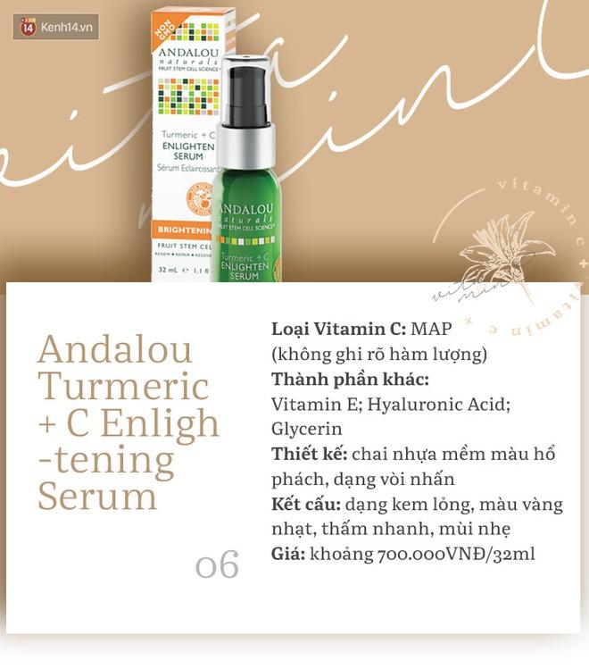 Serum Vitamin C - thần dược giúp da vừa trắng sáng vừa trẻ hóa, hết thâm nám và nhiều điều bạn chưa biết - Ảnh 18.