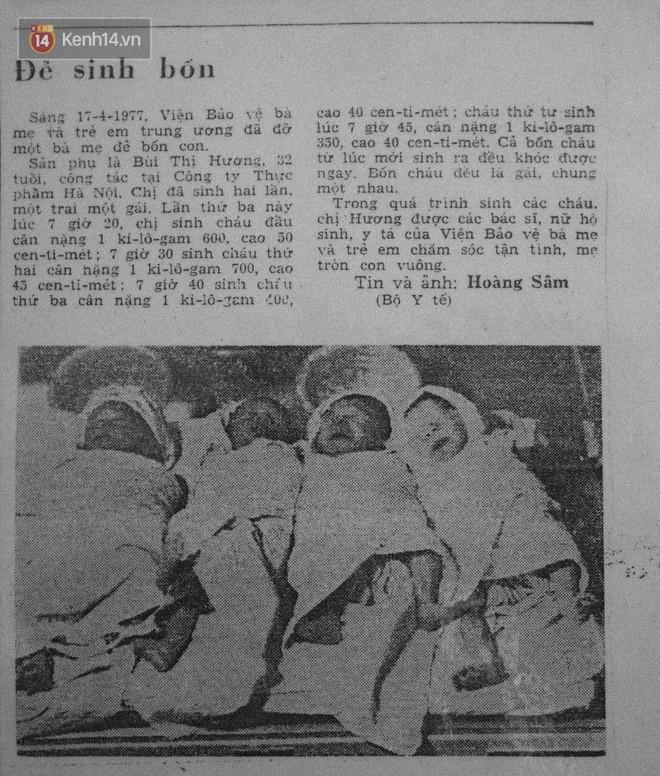 Cuộc sống hiện tại của những chị em được đặt tên Bắc - Nam - Thống - Nhất trong ca sinh 4 đầu tiên ở Hà Nội - Ảnh 2.