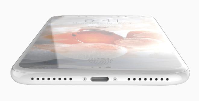 Ngắm ý tưởng iPhone 8 đẹp đến nao lòng mà ai cũng muốn mua cho bằng được - Ảnh 2.