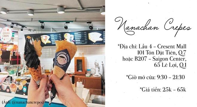 Điểm danh những món ngọt hot nhất tại 3 cửa hàng được mệnh danh thiên đường tráng miệng ở Sài Gòn - Ảnh 8.