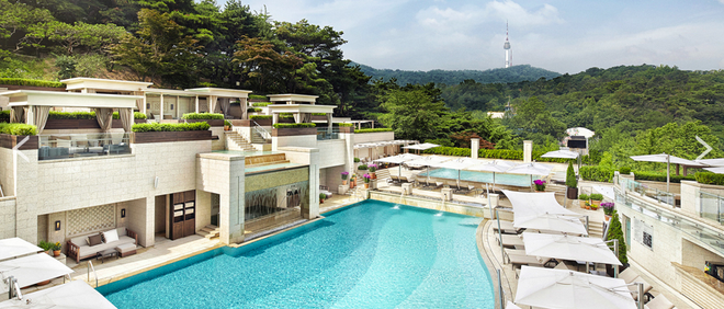 Shilla - khách sạn sang chảnh hàng đầu Hàn Quốc mà cặp đôi Song - Song đã chọn để tổ chức đám cưới thế kỉ của mình - Ảnh 9.