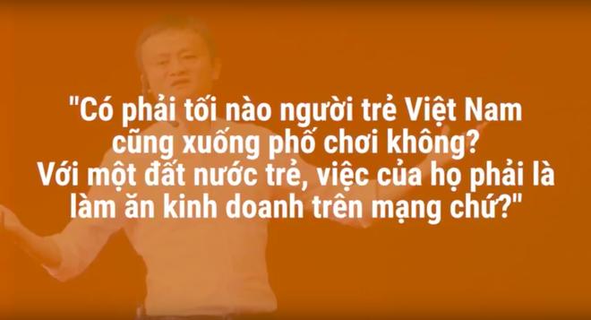 Phỏng vấn dạo: Các bạn trẻ nghĩ gì khi nghe tỉ phú Jack Ma nhận xét người trẻ Việt tối nào cũng đi chơi? - Ảnh 1.